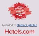 Loved by Guests Award Winner 2018 - Hotels.com